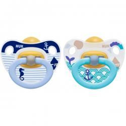 Chupete Látex Happy Kids 6-18M (2uds)