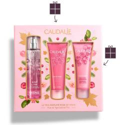 COFRE Agua Refrescante Rose de Vigne (50ml) + Corporal (50ml) + Gel de Ducha Rose (50ml)