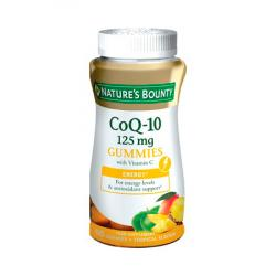 COQ-10 125mg (60 GUMMIES)