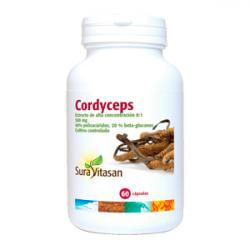 Cordyceps 500mg (60caps)