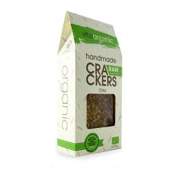 CRACKER con SEMILLAS DE CHIA ECO (90g)