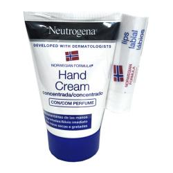 Crema de Manos (50ml) + Stick Labial (4,8g)