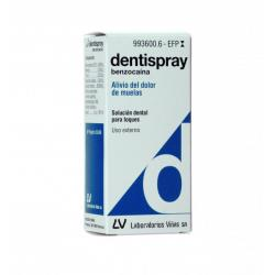 DENTISPRAY 50mg/ml SOLUCION DENTAL (5ml)