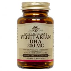 DHA Vegetariano 100mg (30caps)