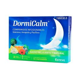 DORMICALM (30COMP. INFUSIONABLES)