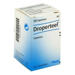 Droperteel (50comp)