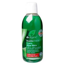 Enjuague bucal Aloe Vera  (500ml)