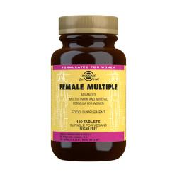 Female Multiple-Multivitaminas (120comp)
