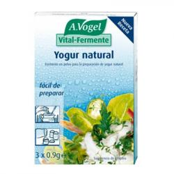 Fermento de Yogur Natural (3 sobres)
