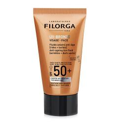 Fluido Solar Anti-Edad Cara UV BRONZE  SPF50+ (40ml)