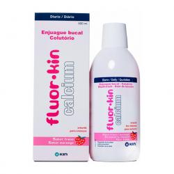 FLUOR KIN CALCIO Enjuague Bucal NIÑOS (500ml)