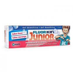 FluorKin Junior Gel Fresa (75ml)
