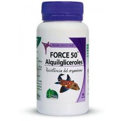 Force 50® Alquilgliceroles (60caps)