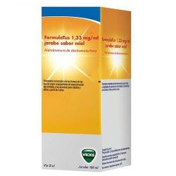 FORMULATUS 1,33mg/ml JARABE SABOR MIEL (180ml)