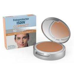Fotoprotector Compacto SPF50 Color Bronce (10g)