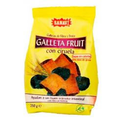 GALLETA FRUIT con CIRUELA (250g)