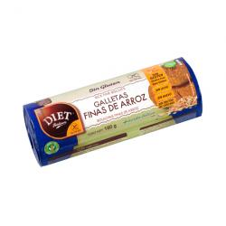 GALLETAS FINAS DE ARROZ (180g)