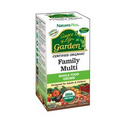 GARDEN FAMILY MULTI (60comp. masticables)