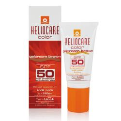 Gel Crema Brown Color SPF50 (50ml)