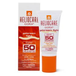 Gel Crema Light Color SPF50 (50ml)