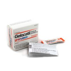 GELOCATIL 250mg GRANULADO (12 sobres)