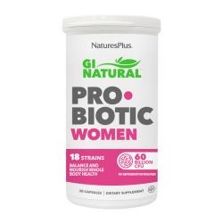 GI NATURAL PROBIOTIC WOMEN Sin Gluten (30CAPS)
