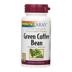Green Coffee Bean 400MG (60 vegcaps)