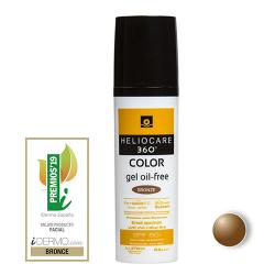 HELIOCARE 360 Gel Oil-Free SPF 50+ COLOR BRONZE  (50ML)