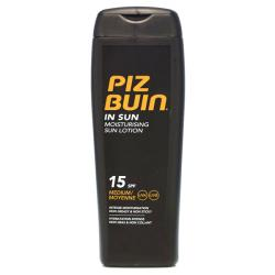 In Sun FPS 15 Protección Media Loción (200ml)