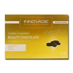 INNOVAGE® BEAUTY CHOCOLATE NEGRO BELGA (120comp)