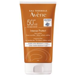 INTENSE PROTECT FLUIDO ULTRA -RESISTENTE SPF 50 PIEL SENSIBLE (150ML)