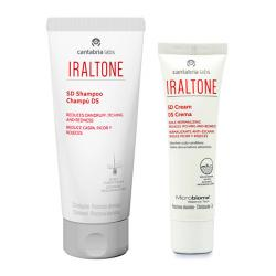 IRALTONE PACK DS CHAMPÚ (200ML) + CREMA DS (30ML)