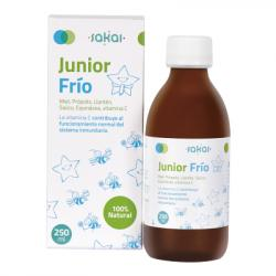 Jarabe Junior Frio (250ml)