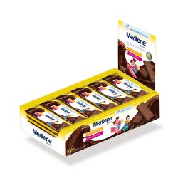 Junior Barritas de Chocolate, Cereales y Frutos secos (30uds)