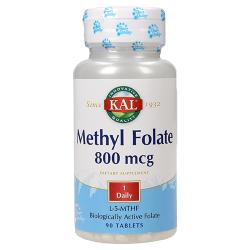 Methyl Folate 800mg (90 comp. sublinguales)