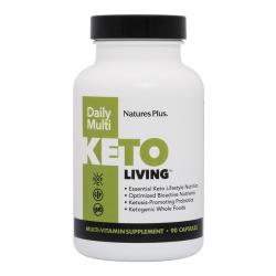 KETO LIVING DAILY MULTI (90CAPS)