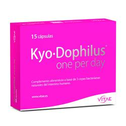Kyo·dophilus one per day  (15caps)