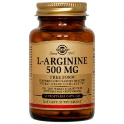 L-Arginina 500mg (50caps. Vegetales)