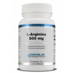 L-Arginina 500mg (60caps)