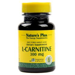 L- Carnitina 300mg (30caps)