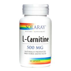 L-Carnitina 500 mg (30caps)
