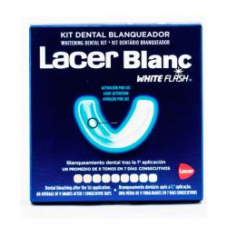 LACER BLANC WHITE FLASH