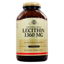 Lecitina de Soja 1360 mg (250comp)
