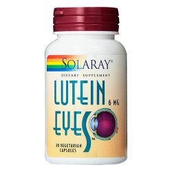 Lutein Eyes 6mg (30 caps. vegetales)