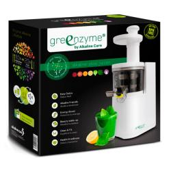 Máquina Zumos Verdes Greenzyme 43rpm (Cold Press) NOVEDAD!!
