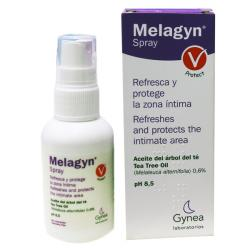 Melagyn Spray Higiene Íntima (40ml)