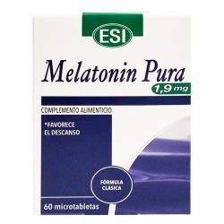 Melatonin Pura 1,9mg (60caps)