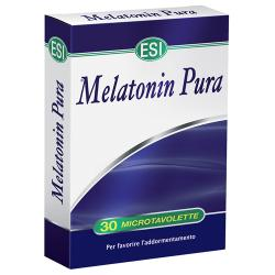 Melatonin Pura 1mg (30 microtabletas)