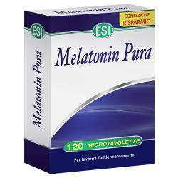 MELATONINA PURA 1mg (120comp)