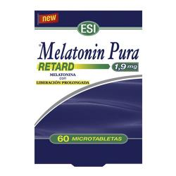 Melatonina Pura Retard 1.9mg (60comp)